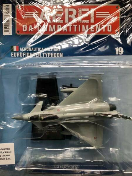 Modellino Aerei da Combattimento 13 JAS 39C Gripen Swedish Air Force Scala 1:100