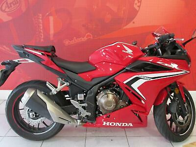 2019 HONDA CBR500R RED only 3390 miles NATIONWIDE DELIVERY
