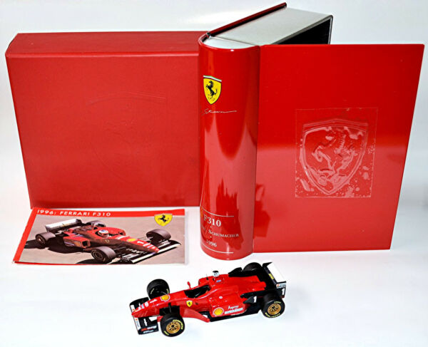 AllemagneFerrari F310 Gangant Gp Barcelone 1966 #1 M.Schumacher 1:43 Ferrari Collection