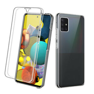 SDTEK Funda para Samsung Galaxy A51 5G Full Body 360 Doble Delantera