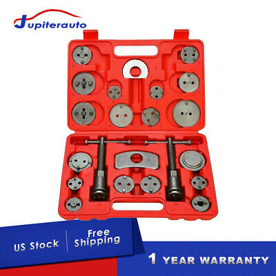 Universal 22Pcs Disc Brake Caliper Brake Piston Wind Back Rewind Hand Tools kit