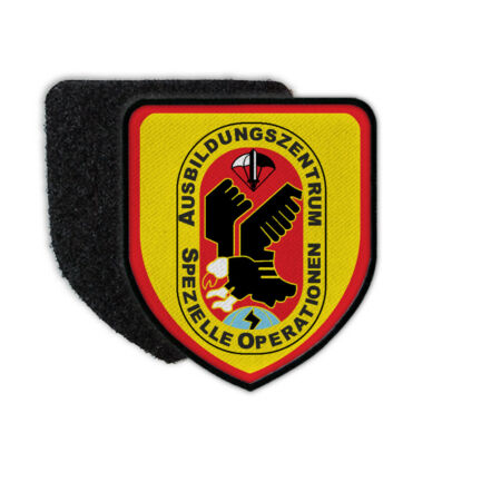 img-Patch Bw Ausbildungszentrum Special Operations Bw Germany Military #30726