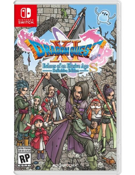 Dragon Quest XI echi Di Un'era Perduta Nintendo Switch Italiano Nuovo Sigillato