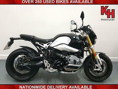 BMW R NINE T (R9T) 2017 (67 Reg) **Only 3200 Miles On The Clock - Lots of Extras