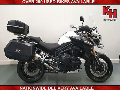 Triumph Tiger Explorer XC 2013 **Full Luggage - Cruise Control - Heated Grips**