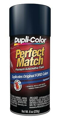 Duplicolor Blue Pearl Ford Touch-Up Paint - Code: DX (8 oz)