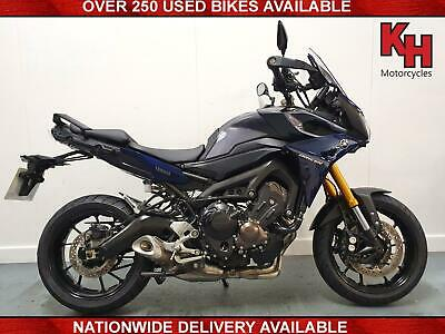 YAMAHA TRACER 900 2016 BLUE / GREY ONLY 5,400 MILES ONE OWNER CARBON