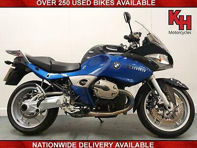 BMW R1200 ST 2006 BLUE and BLACK ABS SCREEN HEATED GRIPS SHAFT DRIVE ESA
