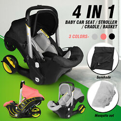 Kyпить Baby Infant Car Seat Stroller Combos 4 in 1 for newborn Light Weight for Travel  на еВаy.соm