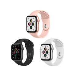 Kyпить Apple Watch SE (GPS) 40mm - All Colors - Factory Sealed - Factory Warranty на еВаy.соm