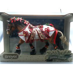 Kyпить Breyer NEW * Yuletide Greetings * Christmas Holiday Traditional Model Horse на еВаy.соm