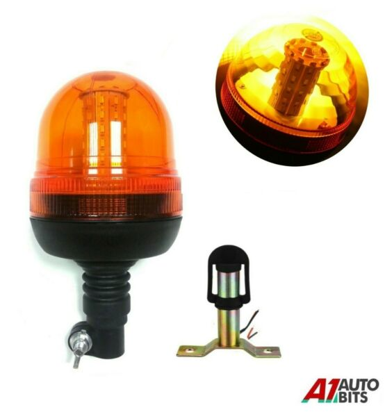 Royaume-UniClignotant Warning Ambre Phare & Clé Support Tracteur  Véhicule #B