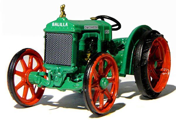 AllemagneMotomeccanica Balilla 1931 Tracteur  Vert 1:43