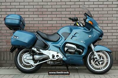 BMW R 1150 RT 2002 02 - BLUE - NATIONWIDE DELIVERY - VIDEO TOURS AVAILABLE
