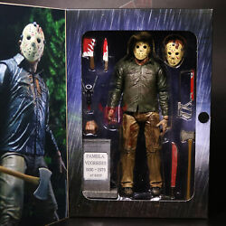 NECA Friday the 13th Final Chapter Jason Ultimate 7