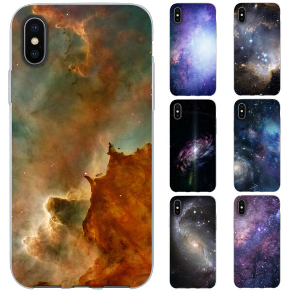 AllemagneDessana Weltall TPU Silicone Protective Cover Phone Case Cover For Apple
