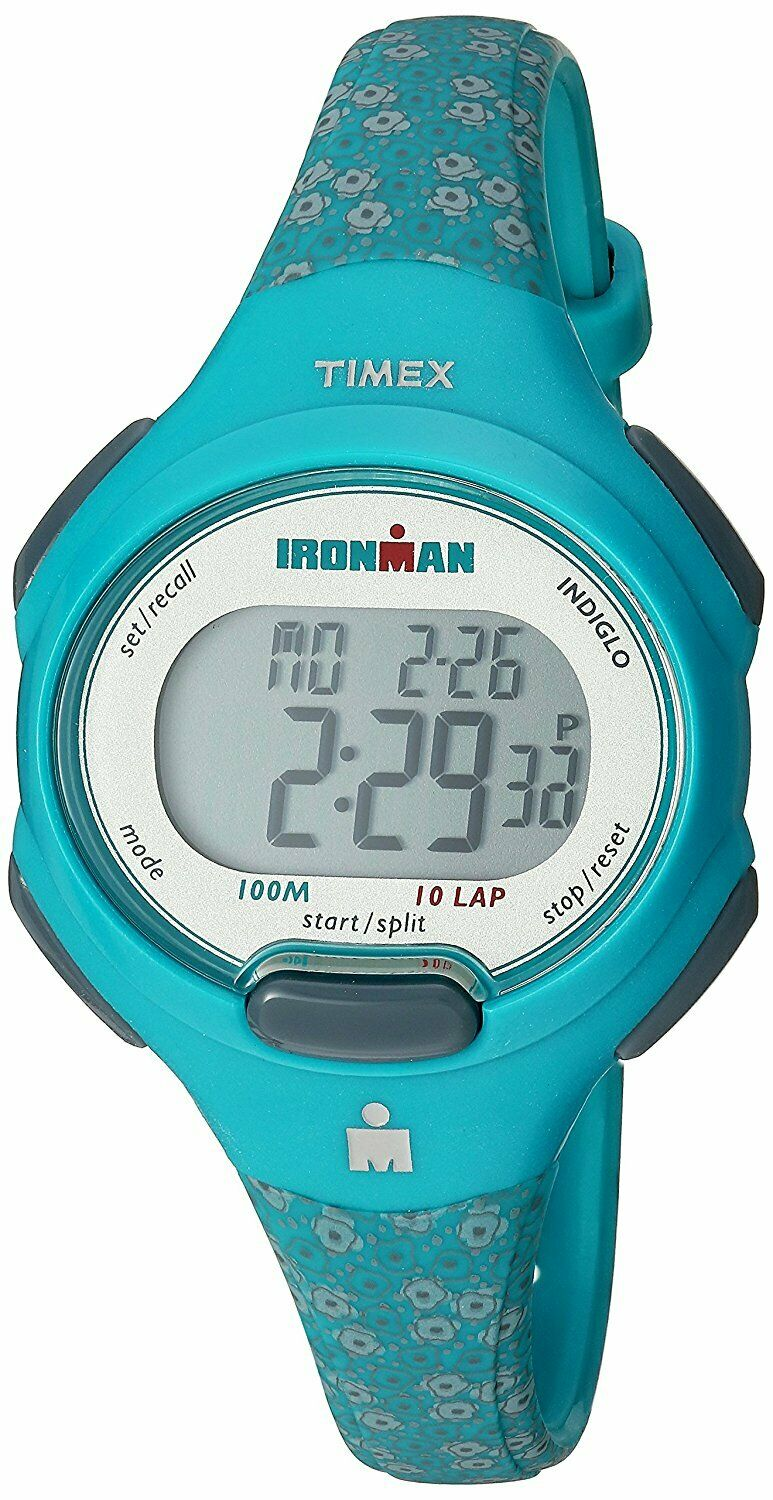 UPC 753048001415 product image for Timex Ironman Essential 10 Mid-size Watch Tw5m07200 | upcitemdb.com