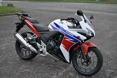 ***STUNNING 2015 HONDA CBR500R ULTRA LOW MILEAGE ONLY 2961 PX WELCOME***