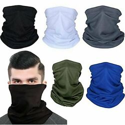 Kyпить Face Mask Bandana Reusable Washable Fashion Cover Neck Gaiter Neckerchief Scarf на еВаy.соm