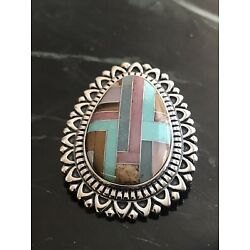 Kyпить Carolyn Pollack Sterling Silver Mosaic Enhancer на еВаy.соm