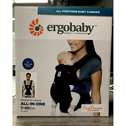 Kyпить Ergobaby Omni 360 All Positions Baby Carrier w/ Cool Air Mesh Black New Open Box на еВаy.соm