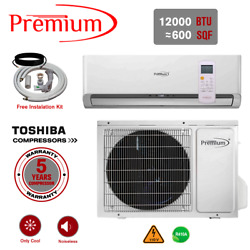 Kyпить 12000 BTU Air Conditioner Mini Split 16.9 SEER AC Ductless ONLY COLD 110V на еВаy.соm