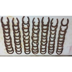 Kyпить 50 used steel horseshoes horse shoes на еВаy.соm