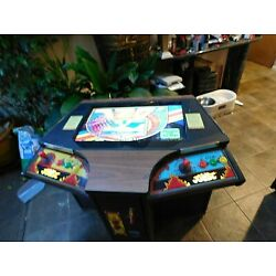 Kyпить  Rare Joust cocktail table ARCADE LEGENDS 250 classic games updated 24