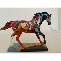 Kyпить Trail of The Painted Ponies-American Dream Horse. 1st Edition. Retired &Rare на еВаy.соm