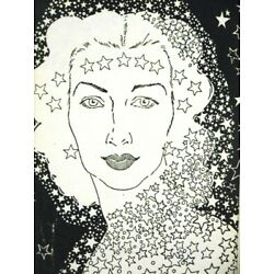 Don Blanding : 1946 : LADY in the STARS : Archival Quality Art Print