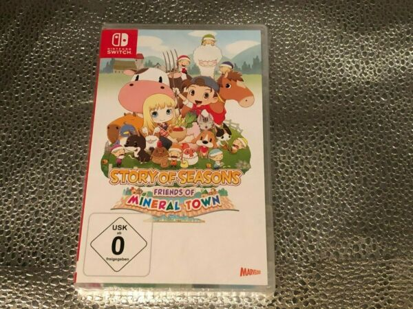 Niedernwöhren,DeutschlandNINTENDO SWITCH  Story of Seasons - Friends of Mineral Town
