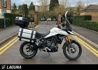 2020 Triumph Tiger 900 Rally **Luggage Included!**