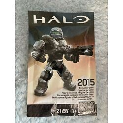Kyпить Mega Construx Halo 2015 Exclusive Figure With Weapon Spartan New Free Shipping на еВаy.соm