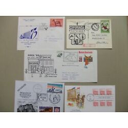 Kyпить Five HORSES related covers:fdc,2X registered,postal stationery на еВаy.соm