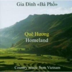 Gia Dinh: Country Music of Vietnam - Que Huong =CD=