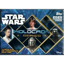 Kyпить 2020 Topps Star Wars Holocron Series Trading Cards Blaster Box Sealed New на еВаy.соm