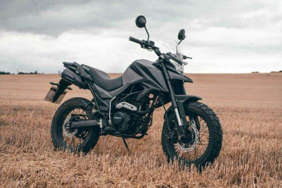 2021 HERALD MIRAGE 125CC LEARNER LEGAL