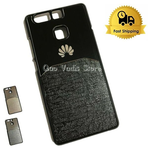SpanienCOVER CASE HARD PROTECTION EFFECT LEATHER / ALUMINUM FOR HUAWEI P8/P9/LITE/PLUS