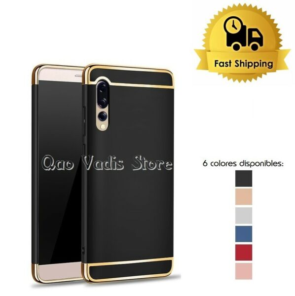 SpanienCOVER CASE ULTRA THIN SLIM HYBRID 3 IN 1 HARD PC FOR HUAWEI P / MATE SERIES