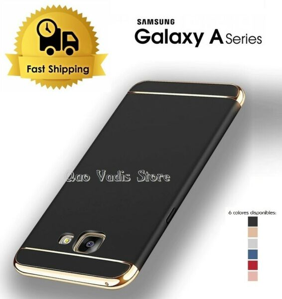 SpanienCOVER CASE ULTRA THIN SLIM HYBRID 3 IN 1 HARD PC FOR SAMSUNG GALAXY A SERIES
