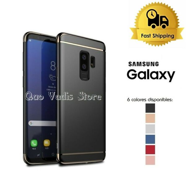 SpanienCOVER CASE ULTRA SLIM HYBRID 3 IN 1 HARD PC FOR SAMSUNG GALAXY S / NOTE SERIES