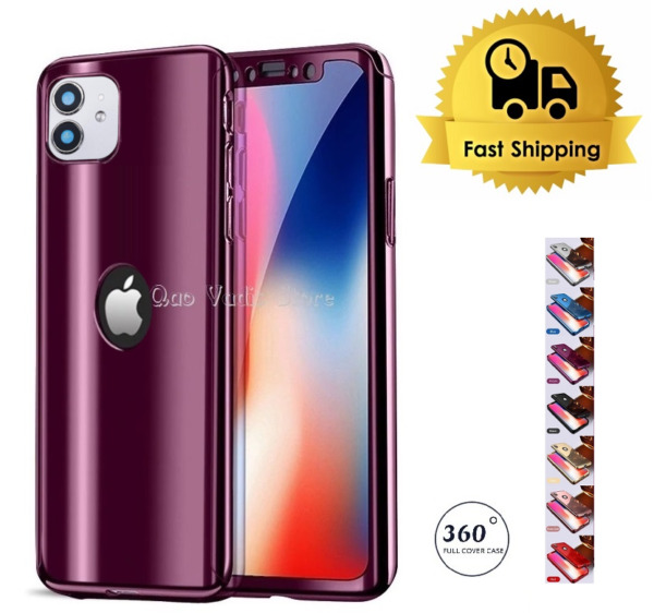 SpanienCOVER CASE 360° MIRROR FULL BODY PC SCREEN  FOR IPHONE 11 SERIES