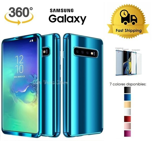 SpanienCOVER CASE 360° FULL BODY PC SCREEN  FOR SAMSUNG GALAXY NOTE 10 / PLUS