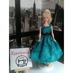 Kyпить Ooak Handmade Dress Only  FITS Reproduction, Silkstone, and Vintage Barbie Doll на еВаy.соm