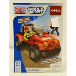 Kyпить MEGA BLOKS World Builders 97803 Jeep Wrangler 123 Pieces incl 2 figures 2014 NEW на еВаy.соm