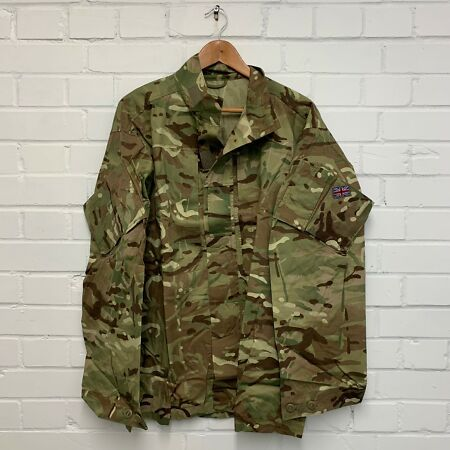 img-MTP CAMO CAMOUFLAGE WARM WEATHER SHIRT JACKET 2 - 160/96cm PACK OF TWO , NEW