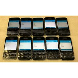 Kyпить Lot of 50 Pieces of Blackberry Q20 Phone Clean IMEI Wiped Camera на еВаy.соm