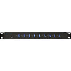 Technical Pro Rack Mount Power Supply with with 5V USB Charging Port