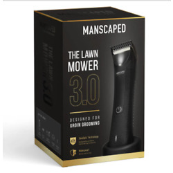 Kyпить MANSCAPED - The lawn mower 3.0 rechargeable wet/dry hair trimmer - BLACK на еВаy.соm