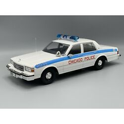 Kyпить Chevrolet Caprice, Chicago Police Department, 1987  -  1:18 MCG 18219   *NEW*** на еВаy.соm